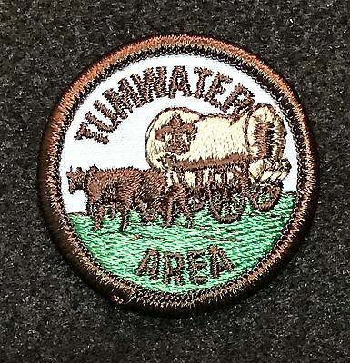 Tumwater Area Council - Dollar Sized Round Patch - Fdl