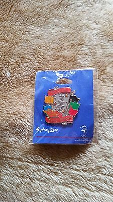 Sydney 2000 Olympic Games Opening Ceremony  Pin