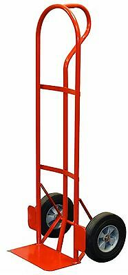 Milwaukee Hand Trucks 47866 P-Handle Truck with 10-Inch Solid Puncture Proof ...