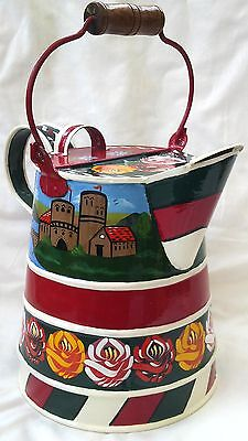 Canalware Canal Art bargeware BUCKBY WATER CARRIER