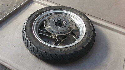 HONDA JF19 LEAD110 Front Wheel