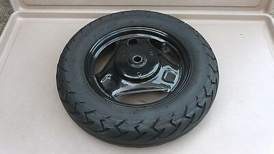 SUZUKI CF46A ADDRESS V125 Rear Wheel