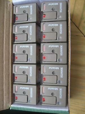 Kuhnke 111-A-4 115 VAC Relay 14 Pin 111A4 5 Amp ice cube relay 9821