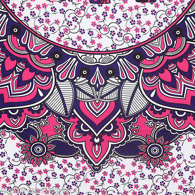 Indian Tapestry Wall Hanging Mandala Throw Hippie Gypsy Cover Bohemian Deco