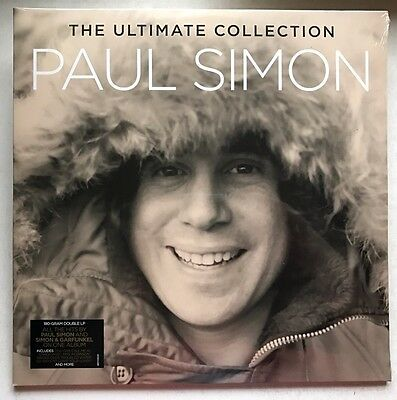 Paul Simon - The Ultimate Collection - 888750855213 - New Sealed LP Vinyl Record