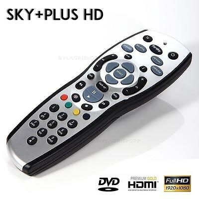 New Sky + Plus Hd Rev 9 Remote Control Replacement Top High Quality UK Stock
