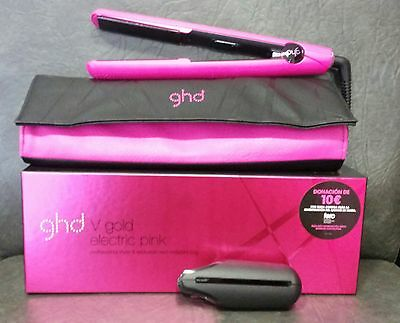 Planchas Styler Ghd V Electric Pink