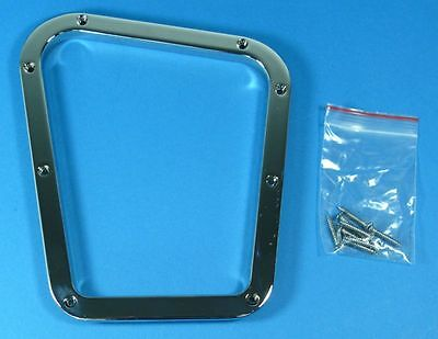 exclusive Chrome Shift gate METAL BMW E36 all NOT Compact