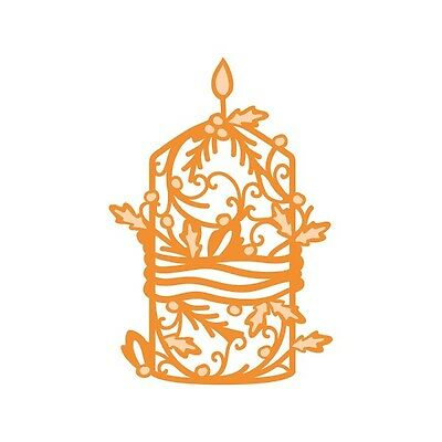 Tonic Studios Rococo Die - Decorated Candle