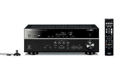 Yamaha RX-V481D (RXV481D) - 5.1 AV Receiver with DAB Radio - Black