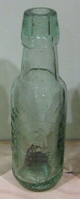 Wellingborough,Northamptonshire~Campbell,Praed & Co~ Mineral Water Bottle