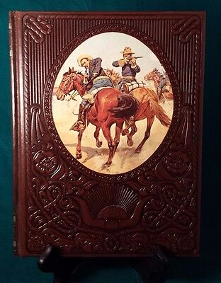 """Time Life Book Series; The Old West; """"The Soldiers""""; ISBN 0809414635"""