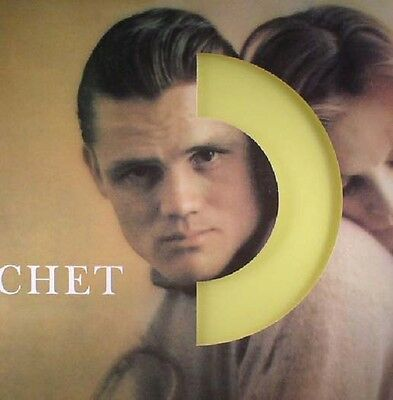 Chet Baker CHET LP Vinyl NEW Yellow