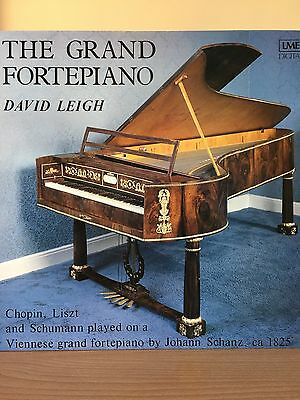 David Leigh The Grand Fortepiano Lp