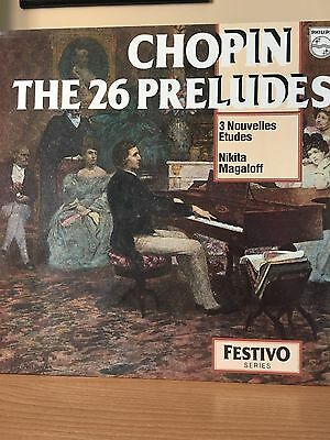 Chopin The 26 Preludes