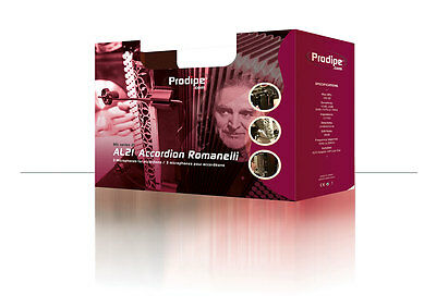 Al21-Lanen Kit 3 Micros Pour Accordeon