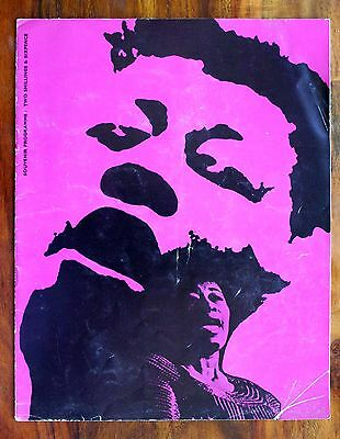 Oscar Peterson Ella Fitzgerald 1964 Uk Tour Concert Programme  Plus Tickets