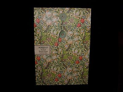 Morris & Co Pack of 5 x Luxury Scented Drawer Liners NEW