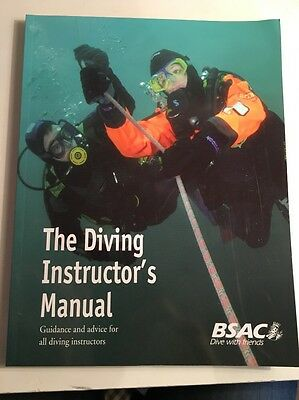 BSAC Diving Instructor's Manual