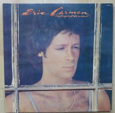 ERIC CARMEN - Boats Against The Current, 1977 Vinyl LP AB4124 ( USA )