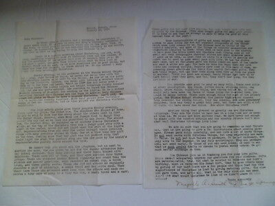 1930  Letter From Missionaries Kutien, Fukien, China,  Christmas Celebrations