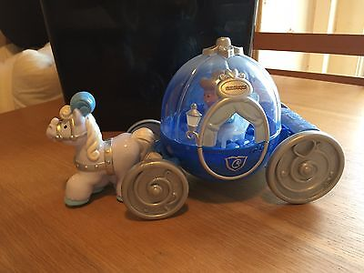Disney Fisher-Price Little People Cinderellas Coach Interactive Carriage Vehicle