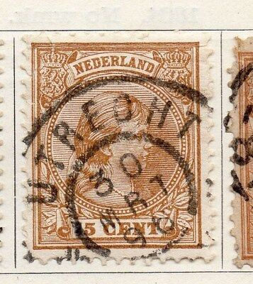 Holland 1991 Early Issue Fine Used 15c. 098958