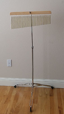 New Aruba Percussion 36 Bar Chimes Stand Included