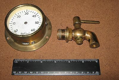 Royal Yacht Britannia Original Brass Items - Exc