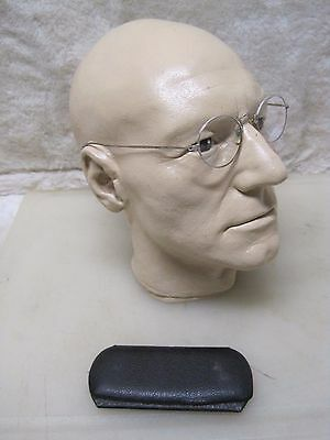 Antique Steampunk Spectacles Reading Glasses A5640