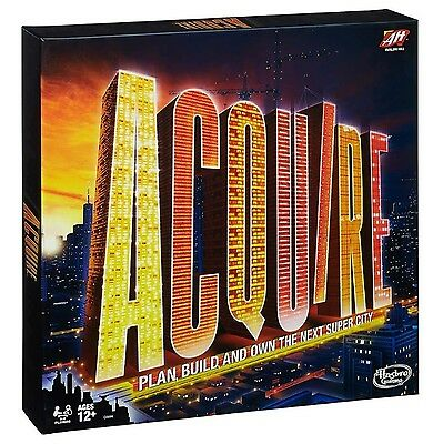 Acquire Game by Hasbro