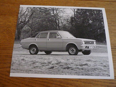 Morris Marina Tc Original Press Photo , Brochure Related