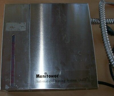 Manitowoc Automatic Cleaning System Aucs Stainless Steel 110 Volt B J Q Series