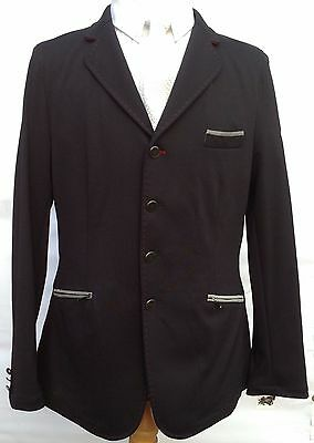 Mens Tagg Fabien Competition Jacket Black BNIB Great Price