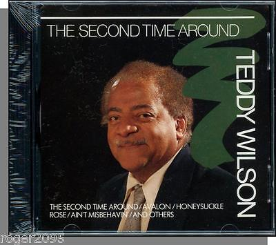Teddy Wilson - The Second Time Around (1967) - New Big Band Jazz CD!