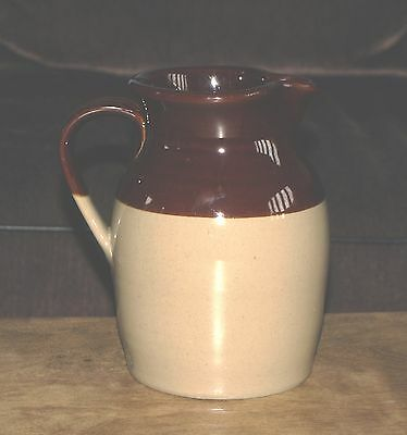 Pearsons of Chesterfield 2 Tone Glazed Jug