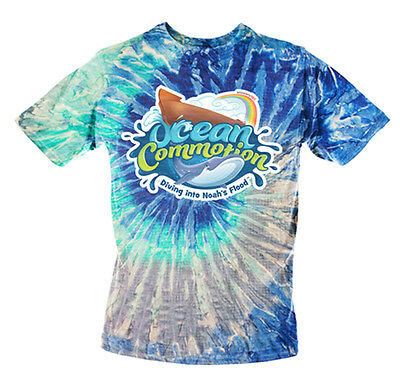 Ocean Commotion VBS Student T-Shirt Youth Medium