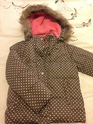 Girls Boden Coat 4-5