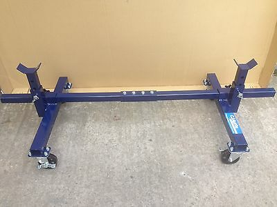 Mobile Axle Stands Cradle Dolly  Cjautos  item Cm05a