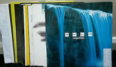 "15 x 12"" Classic Old Skool Trance  Vinyl Records 1996 - 2005"