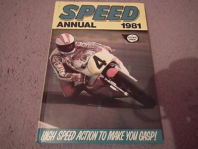 Speed Annual 1981