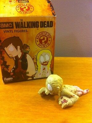 The Walking Dead Mystery Mini Bicycle Girl Pop Vinyl Figure Uk Seller