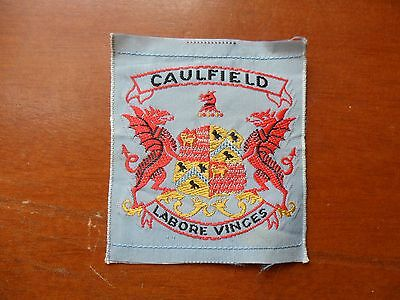 Caulfield District Australia  Scout Cloth Badge #