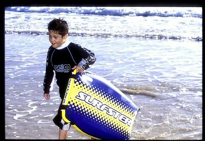 """New Surfster J3 (Junior 36"""") Inflatable Body Board"""