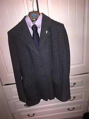 Beautiful Caldene jacket with shirt and tie