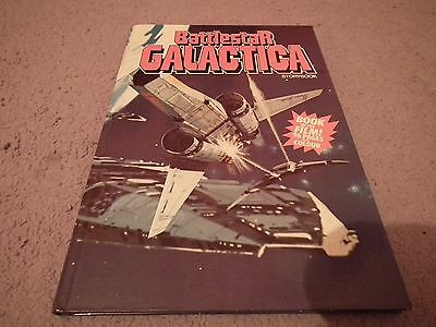 Battlestar Galactica Colour Storybook of the Film