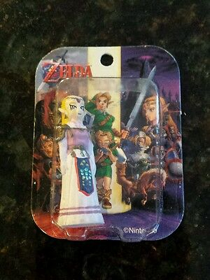 Princess Zelda mini capsule figure TOMY Rare!
