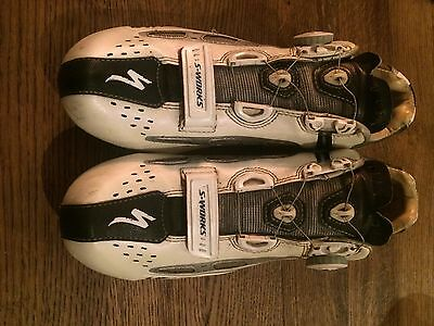 Specialized S-Works Full Carbon Road Cycling Shoes size 10 (44)