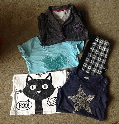 Bundle Of Girls Clothes Age 10 Year