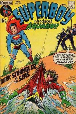 Superboy (1949 series) #171 in Fine + condition. FREE bag/board